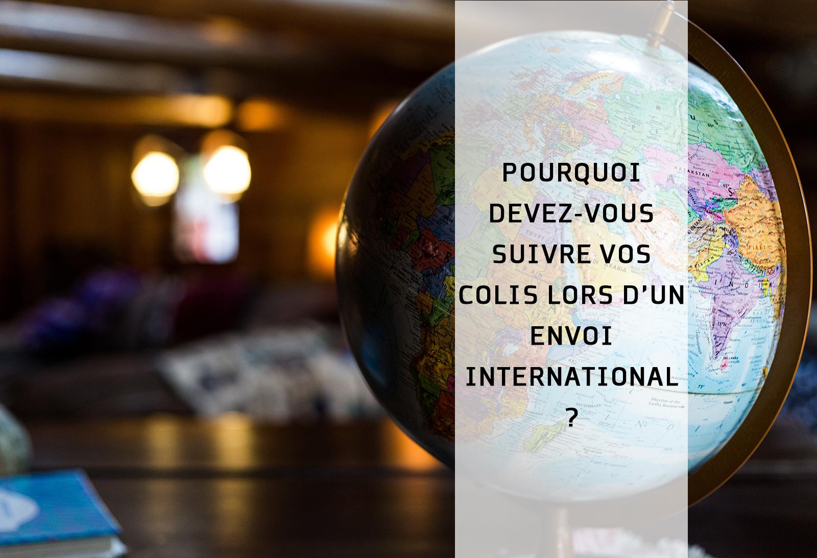 Suivi Colis International